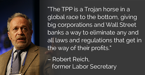 Tpp Bad For Us Trade Between Nations
